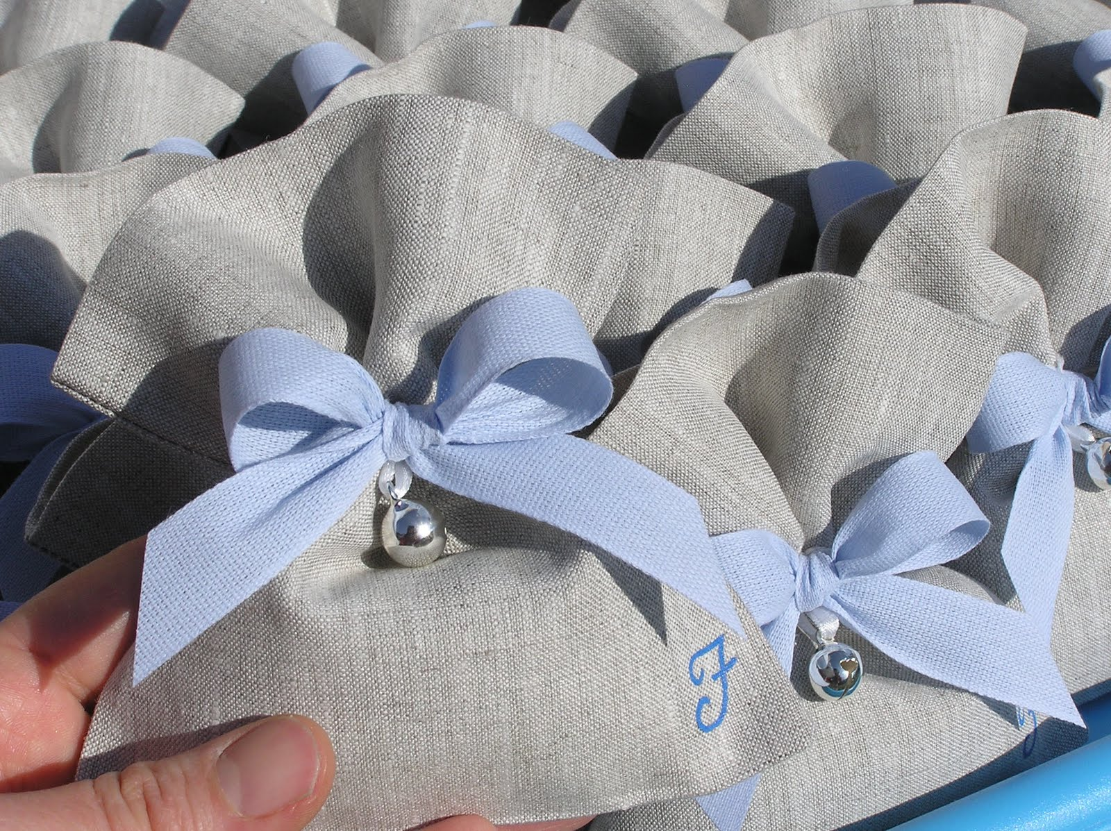 spesso The Brides' Sofa - forum matrimonio • Sacchettini nascita. DT56