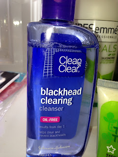 Blackhead Treatment Cleanser