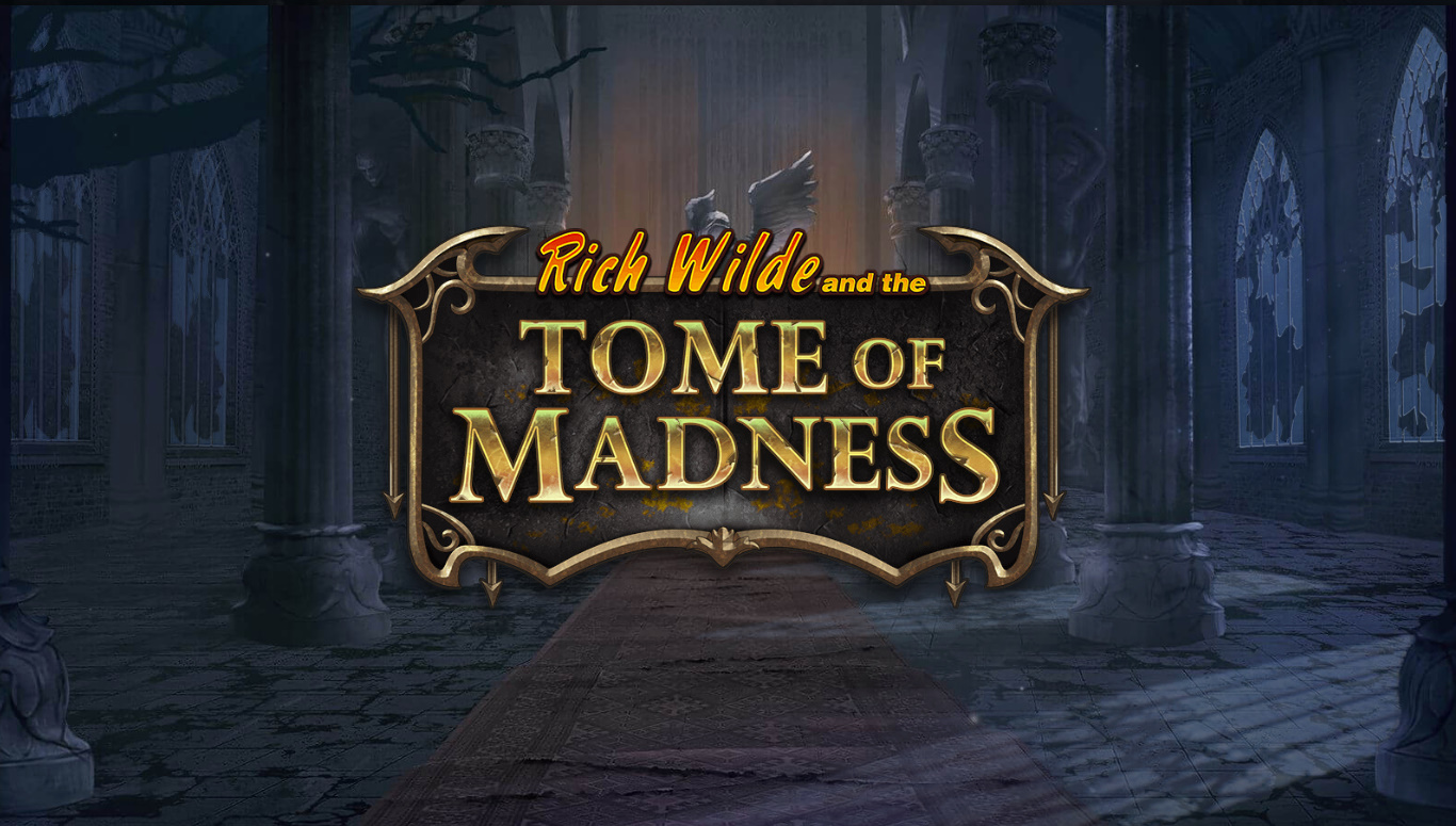 Tome of Madness Play'n GO