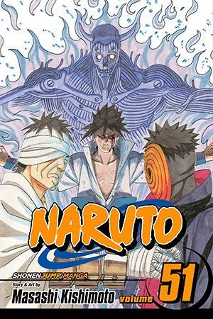 Naruto Tomo 51