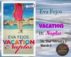 CLP Blog Tour Excerpt: Vacation in Naples by Eva Fejos