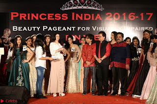 John Aham, Bhagyashree, Subhash Ghai and Amyra Dastur Attends Princess India 2016 17 Part2 023.JPG