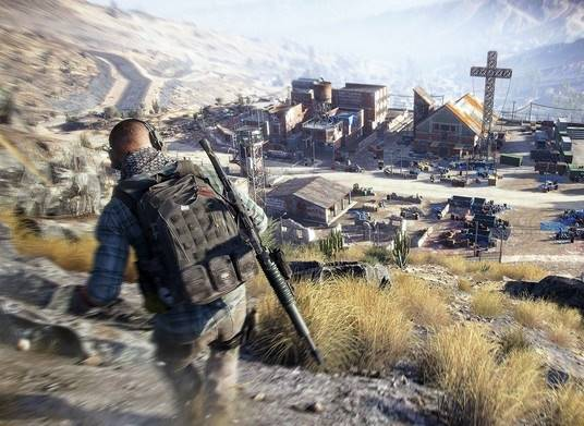 Ghost Recon Wildlands mistura GTA com The Division