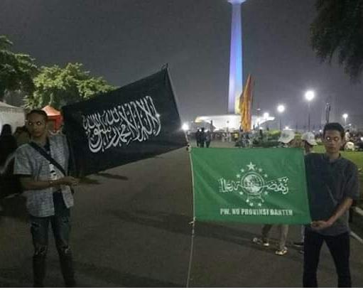 Keterlibatan PWNU Banten dalam Reuni 212 Adalah Fitnah