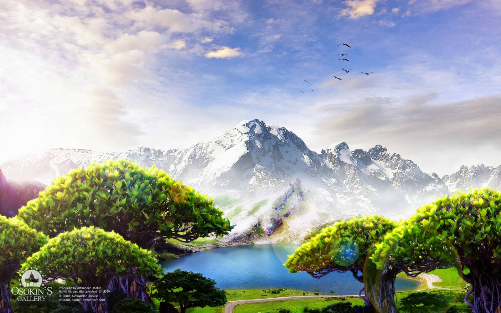 3D Nature Wallpapers HD - Amazing Wallpapers