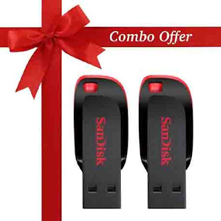Deals on SanDisk Cruzer Blade 16GB USB Pen Drive