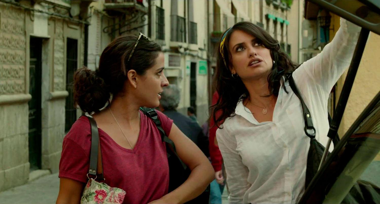 TODOS LO SABEN - Penélope Cruz e Inma Cuesta