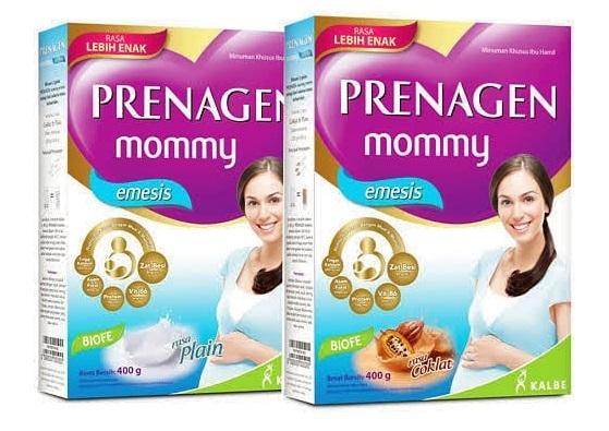 Susu Prenagen Emesis, Efektif Kurangi Mual dan Muntah Saat Hamil