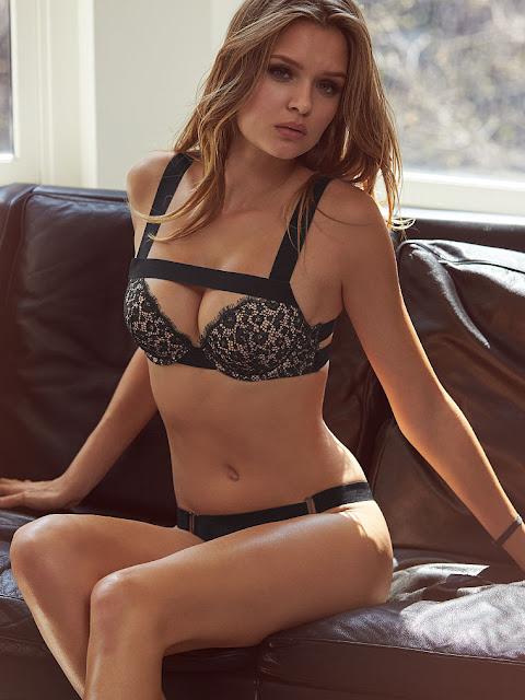 Josephine Skriver stars for the Victoria's Secret June Latest Lookbook