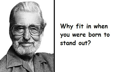 """Dr. Seuss Quotes You were Born to Stand Out"""