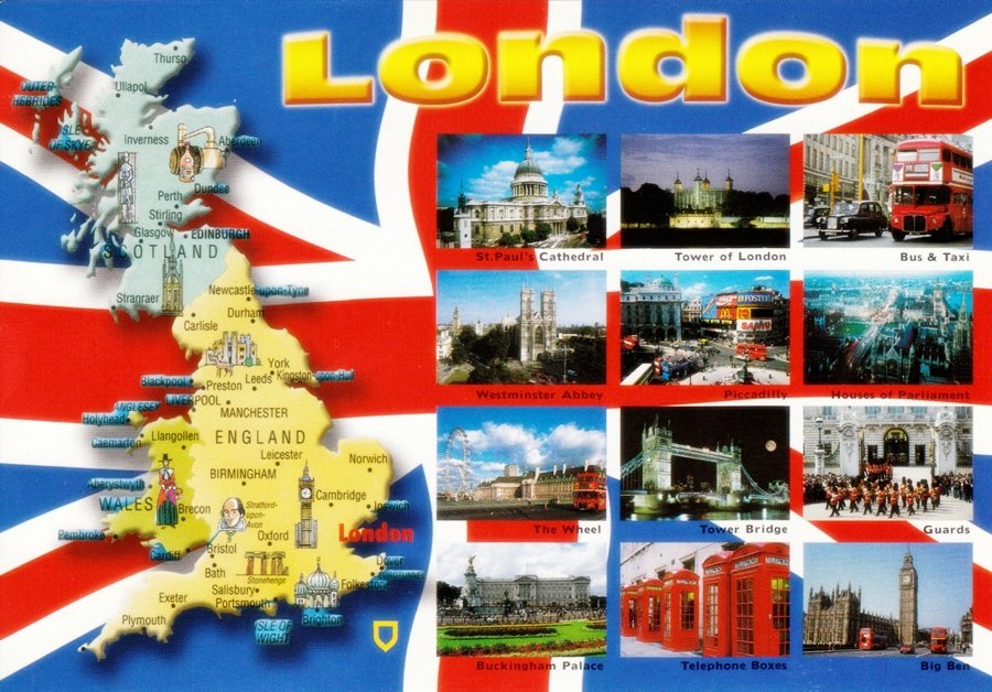 Where to buy postcards in London, UK - Max & Co Post