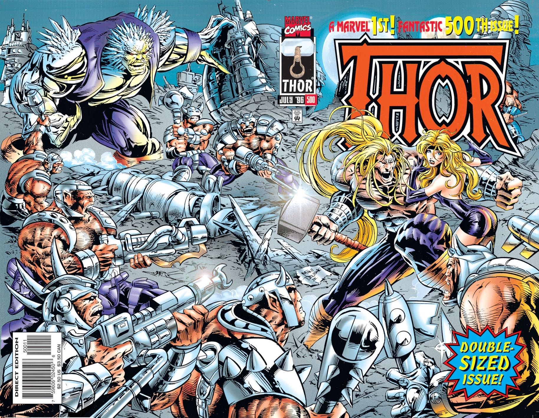 Thor (1966) 500 Page 1