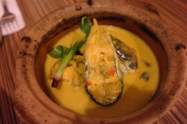 Ramadhan Buffet Dinner at Swiss-Garden Hotel and Residences Kuala Lumpur, ikan patin masak tempoyak,