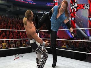 WWE 2K14 Game Free Download Full Version