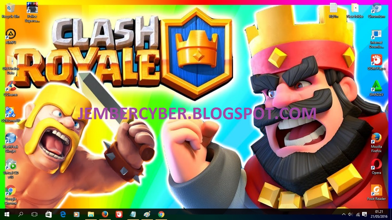 how to download clash of lights on the pc