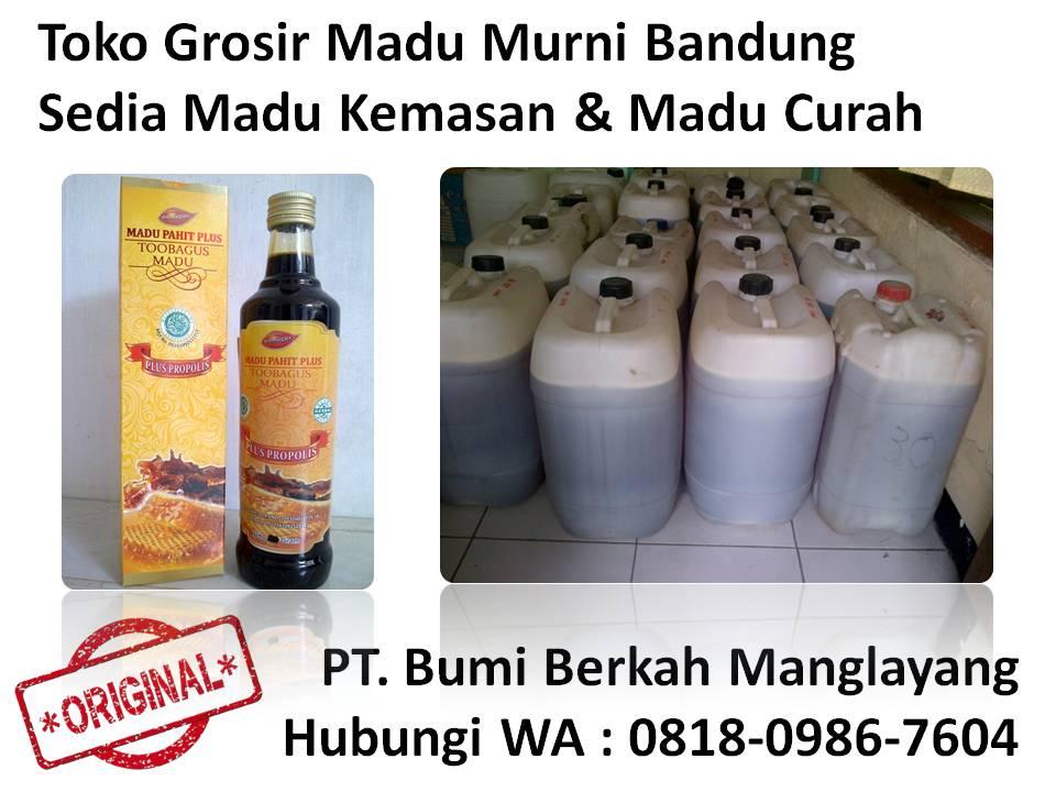 Madu As Syifa Bandung