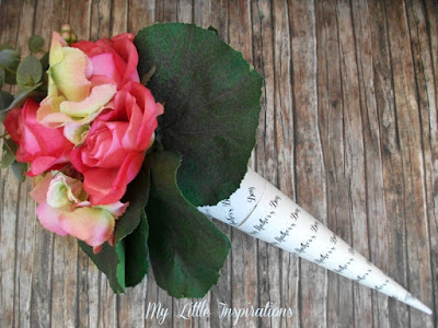 Mother's Day Flower Cones 2 - MLI