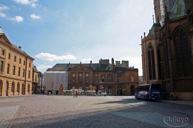 Place d'Armes, Metz