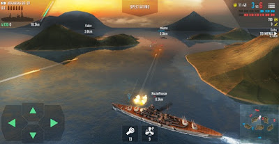Battle Of Warship v1.66.11 Mod Apk Terbaru (Unlimited Money)
