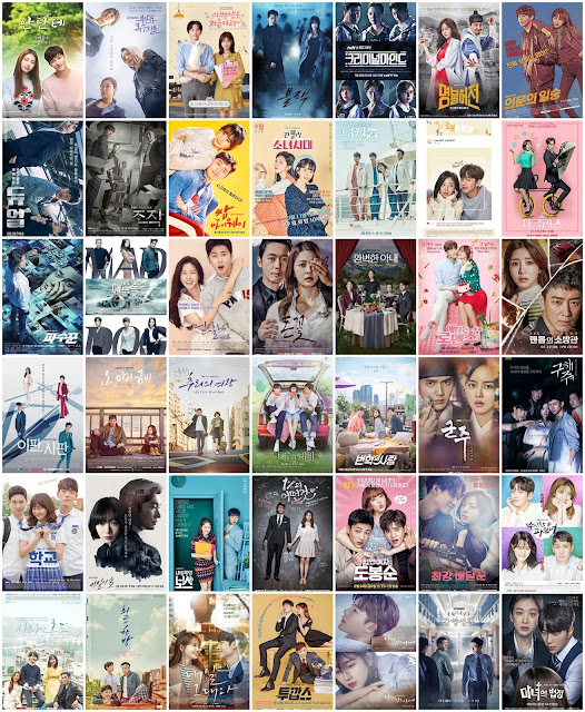Korean Dramas That I've Watched Or Still Watching in 2017