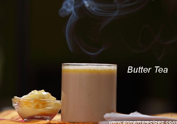 Butter Tea
