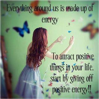 Θετική Ενέργεια – Πώς να την αφήσετε να μπει στη ζωή σας