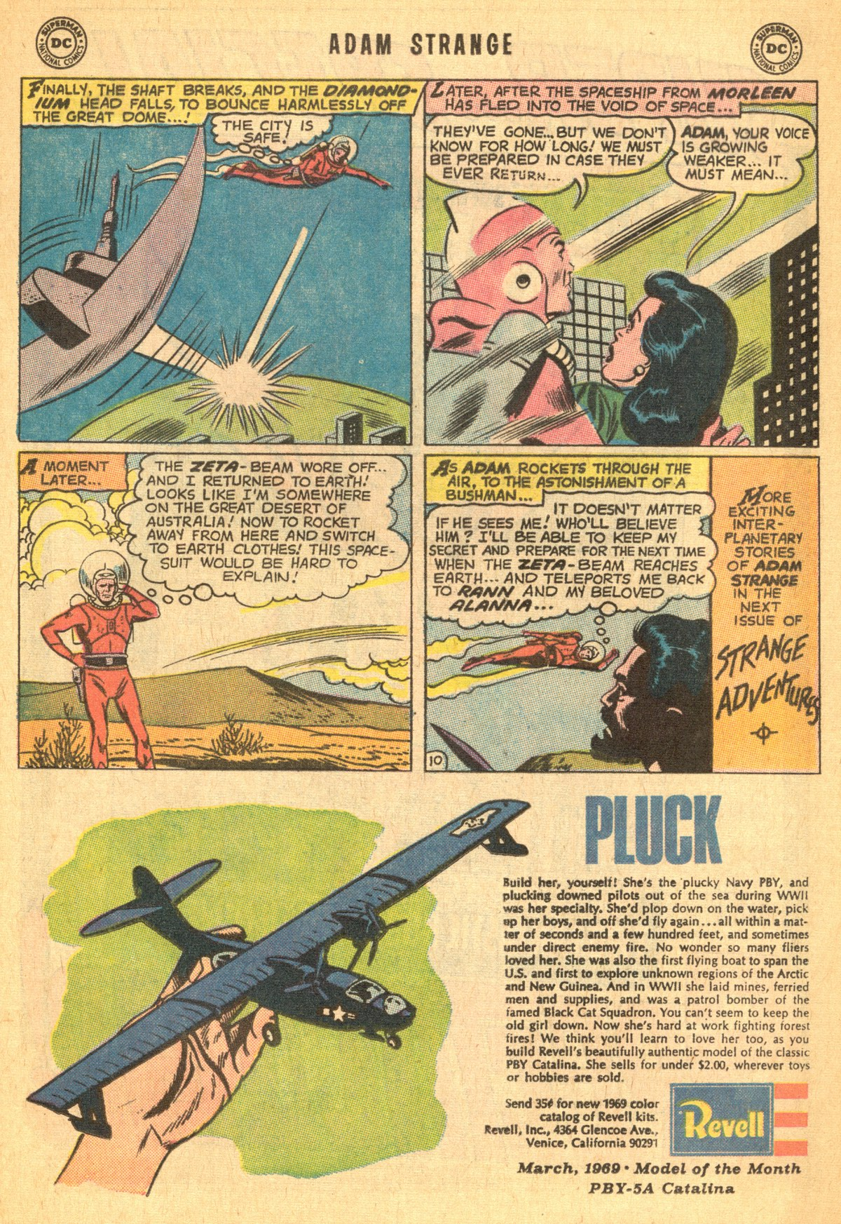 Strange Adventures (1950) issue 218 - Page 13