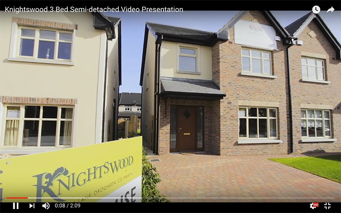 Knightswood 3 Bed Semi-detached Video Presentation