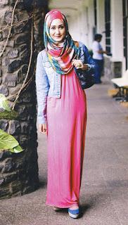 ملابس رائعة لبنت الجامعة المحجبة:ازاي اختار لبس الجامعة