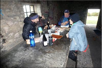 Refugio en la ermita