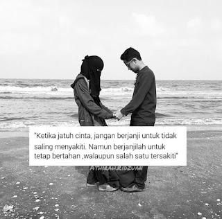 Janji dan cinta sayang