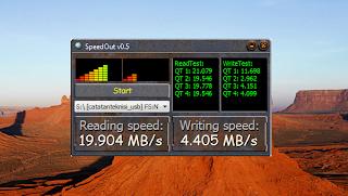 Flasdisk SpeedOut 0.5 Terbaru