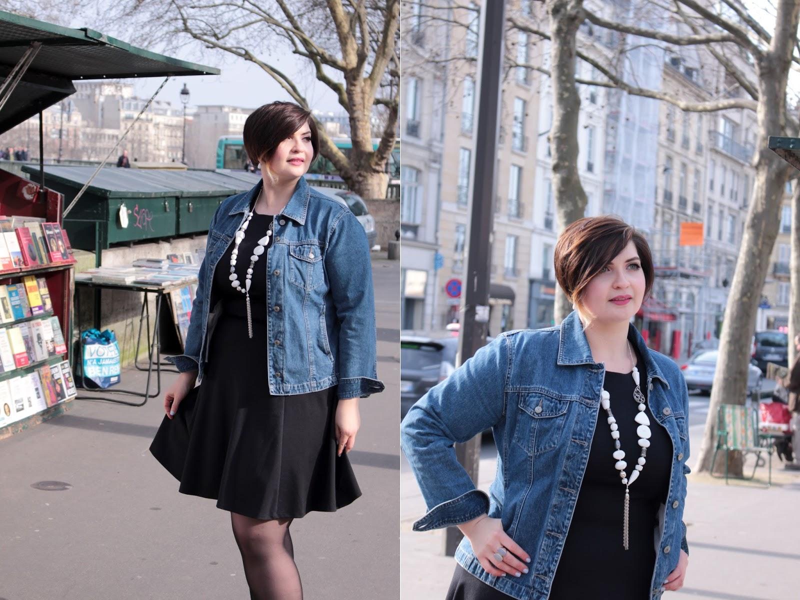 Sur le Pont de Sully & Look Rétro