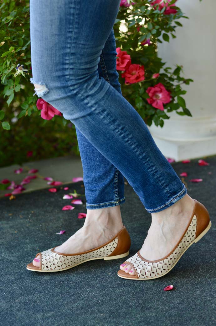 French Sole Ward Flats