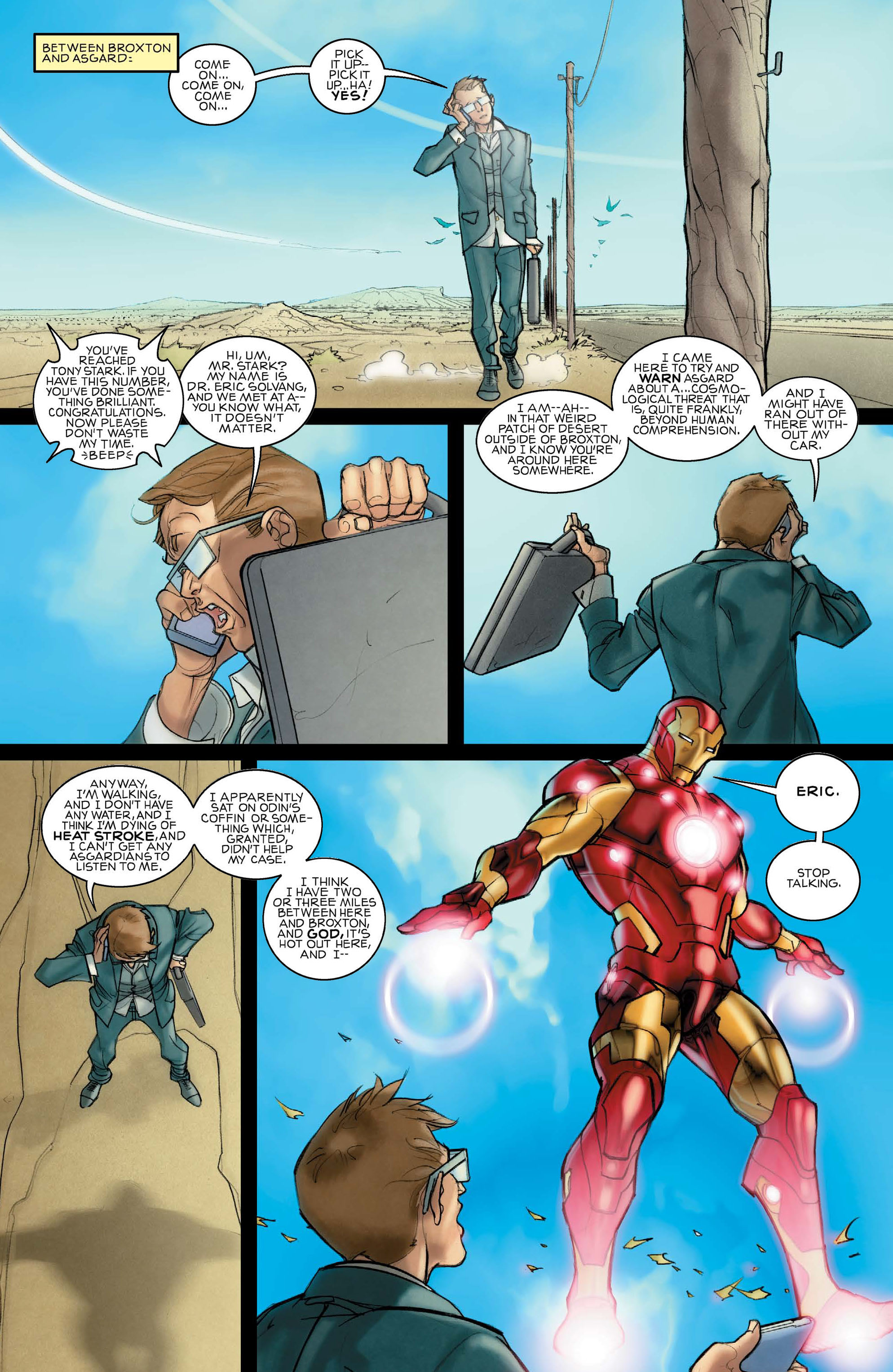 Thor (2007) Issue #617 #30 - English 2