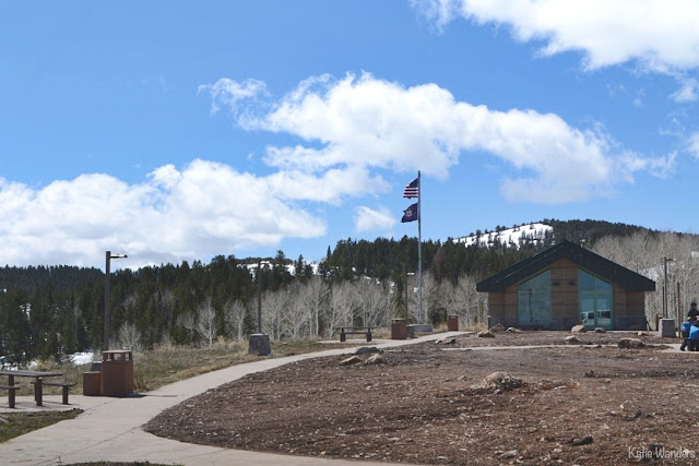 Bear Lake visitors center,