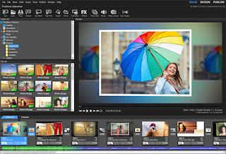 تحميل برنامج دمج الصور مع الصوت عربي مجانا