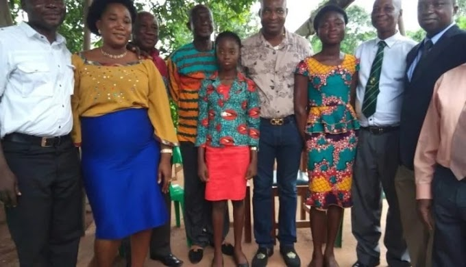 Samira Bawumia offers full sponsorship to 13-year-old who gained admission to KNUST