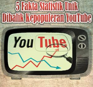 5 Fakta Statistik Unik Dibalik Kepopuleran YouTube yang Jarang Diketahui