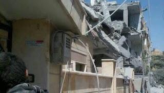 Bantu Rezim Syiah Asad, Serangan Udara AS Kembali Membunuh Puluhan Warga Sipil Suriah