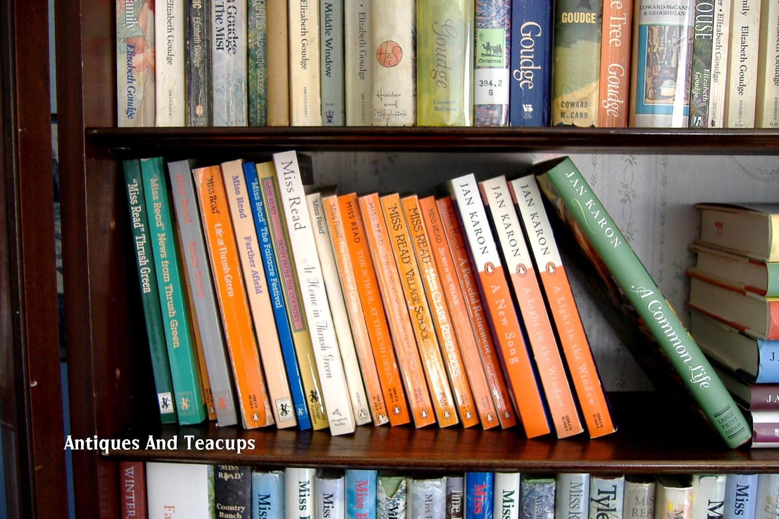 Book Tea Room By Caroline