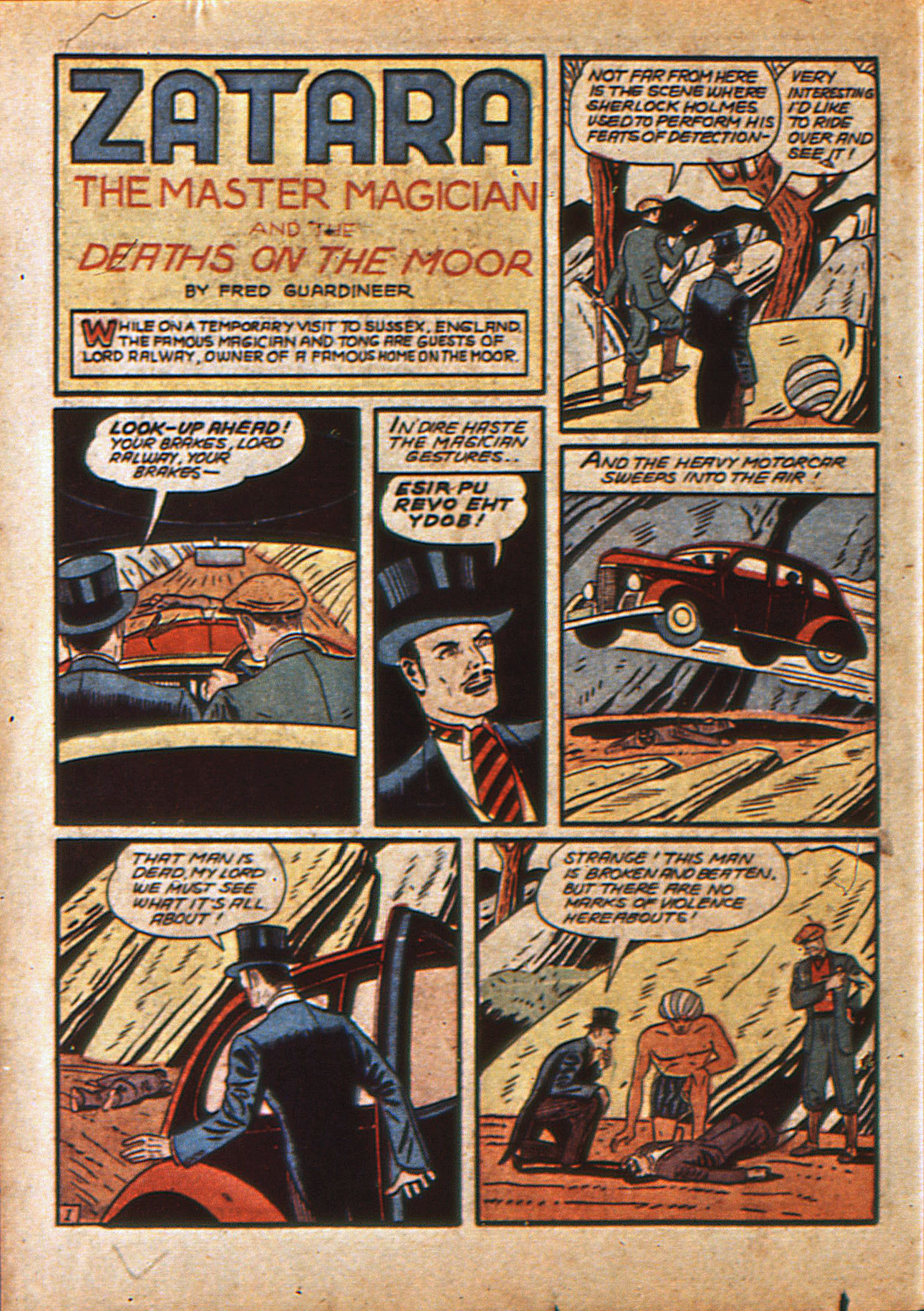 Read online Action Comics (1938) comic -  Issue #21 - 56