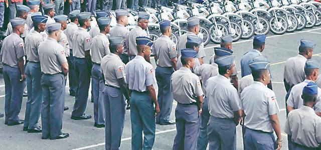 La Policía Nacional anunció ayer el ascenso de 6,903 miembros, de los cuales el 81% pertenece al personal operativo y el otro 19% corresponde al administrativo.