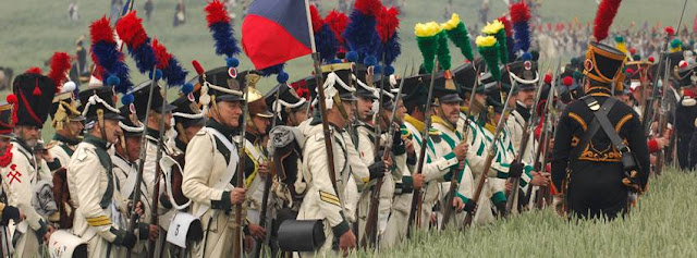 Bicentenary of ,the Battle of Waterloo , Bicentenaire, Bataille de Waterloo, Tweehonderdste verjaardag ,de Slag van Waterloo,Napoleonic wars, Reenactment, Waterloo 2015