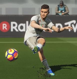 PES 2019 Gameplay
