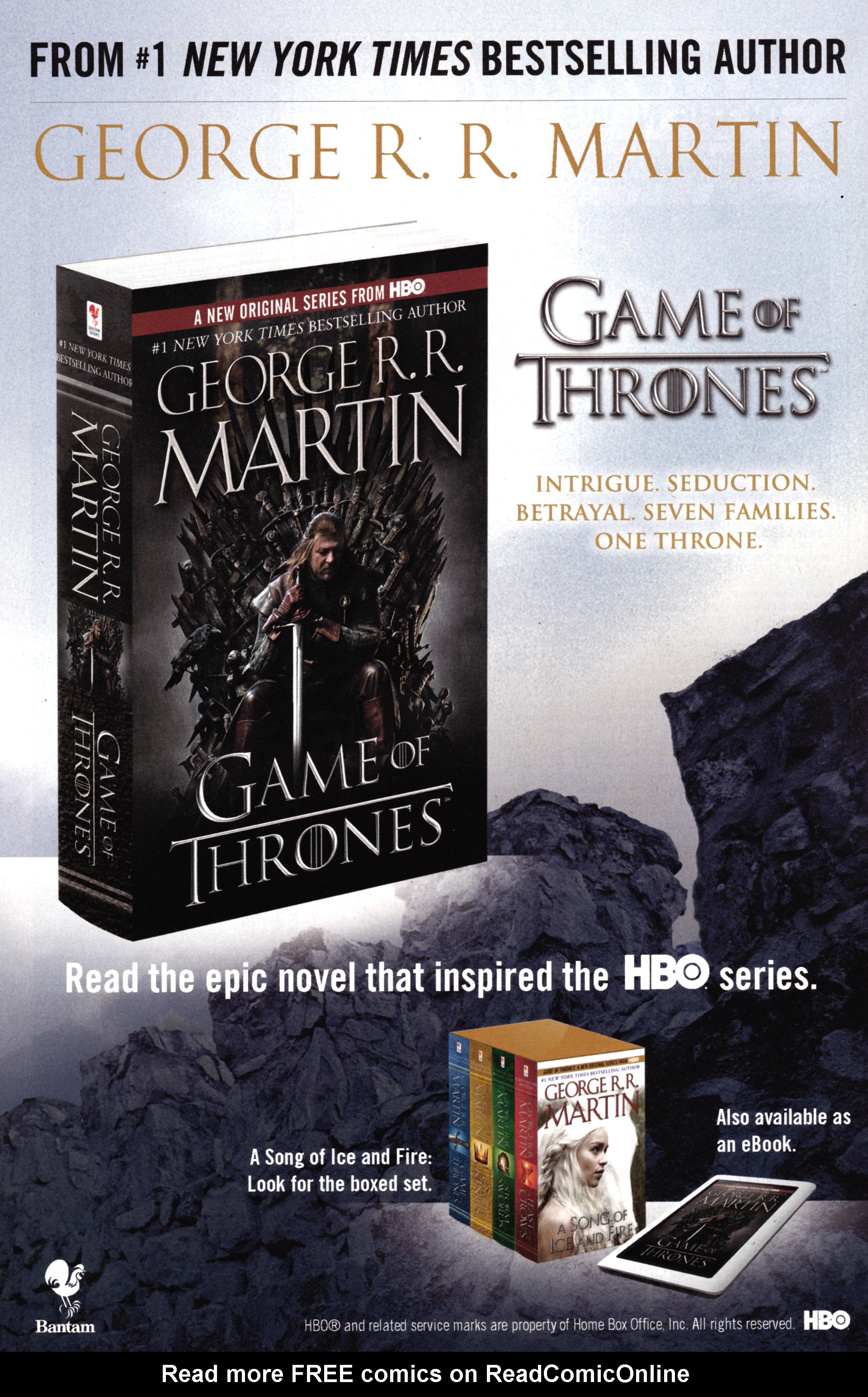 Read online A Game Of Thrones comic -  Issue #16 - 34