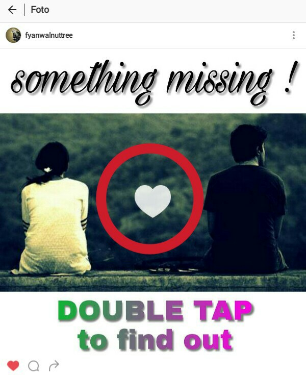 Double Tap Instagram