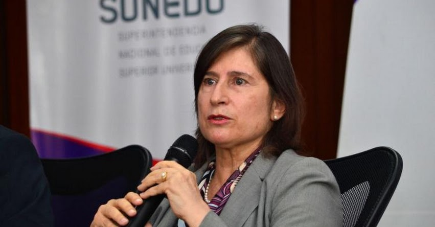 SUNEDU: Titular de la Superintendencia Nacional de Educación Superior Universitaria se presentará mañana en la Comisión de Educación del Congreso - www.sunedu.gob.pe