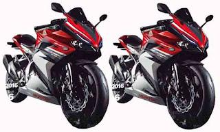 Berapa Kapasitas Tangki Bensin Honda CBR250 Dua Silinder? Ini jawabannya