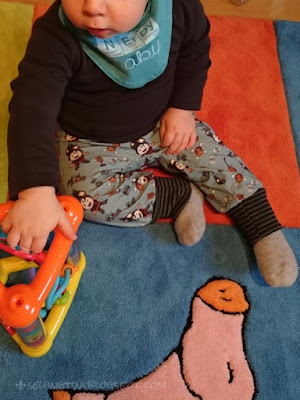 Rockabilly Baby RAS und Halstuch